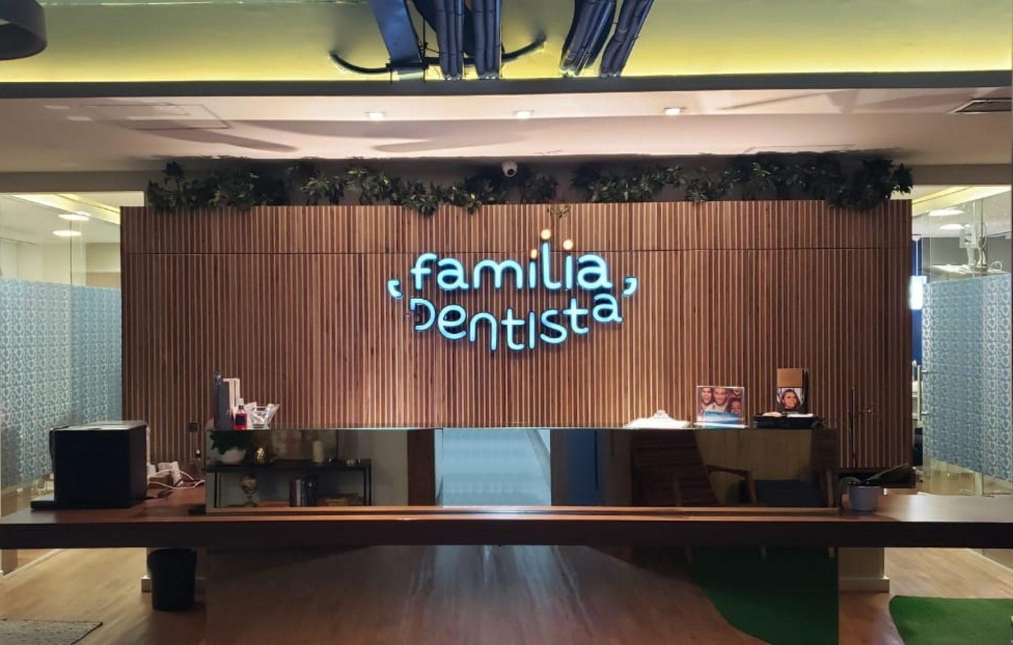 Clínica Família no Dentista